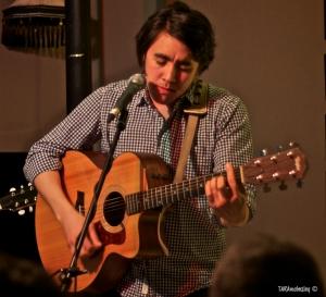 Jp on guitar