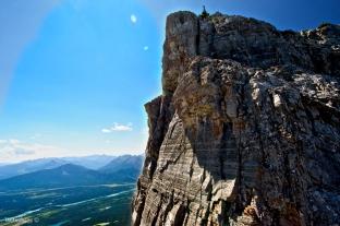 Up to the Peak
