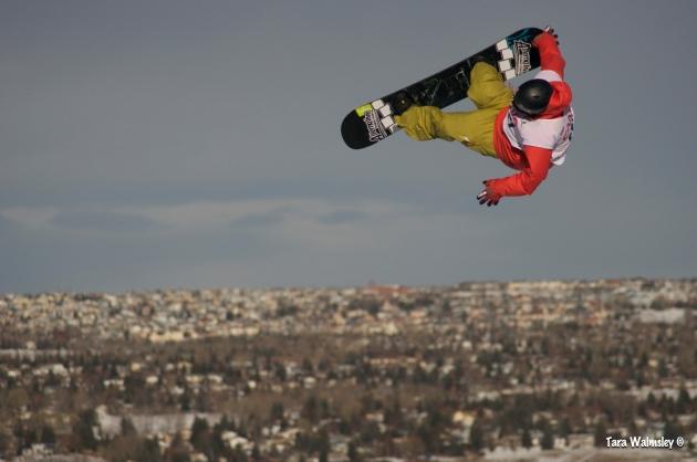Hanging over Calgary
