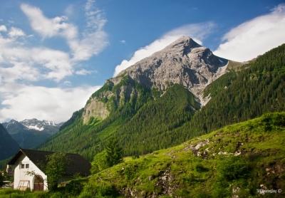 High Peaks of Switzerland